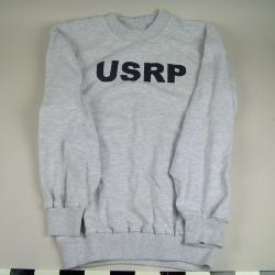Sweatshirt, United States Refugee Program, Sudanese Immigration Archival Collection #137