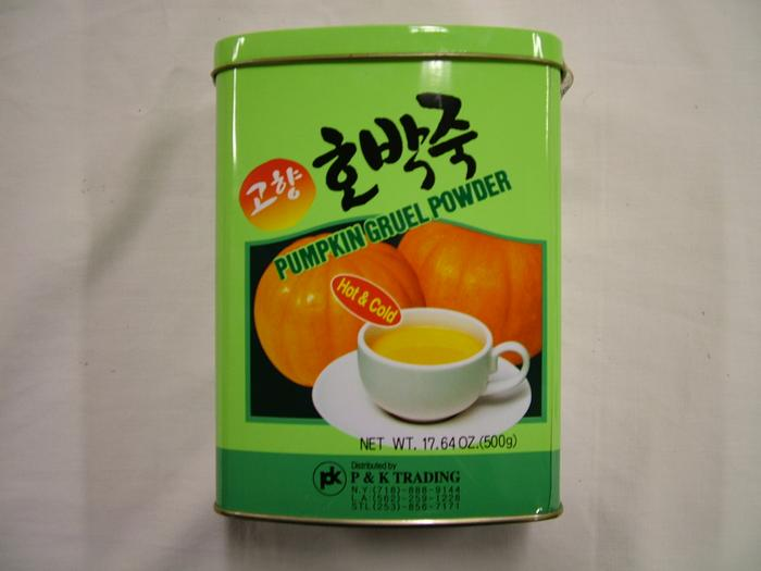 Korean Pumpkin Gruel Soup Mix, Yi Family Archival Collection #143
