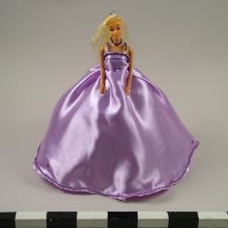 Quinceanera Doll In Purple Dress