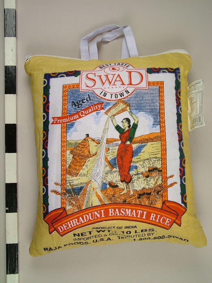 Swad Rice Sack, Raja Foods, 10#