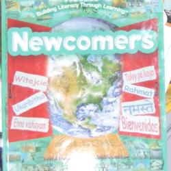 Text Book, Access Building Literacy Through Learning: Newcomers