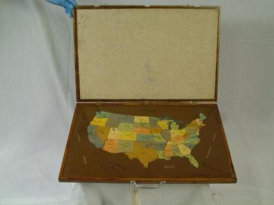 Jigsaw Puzzle, United States