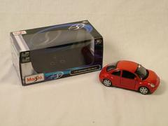 Model Car, Volkswagen Beetle
