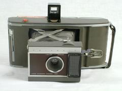 Camera, Polaroid Model J66