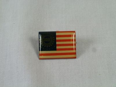 Lapel Pin, Uaw