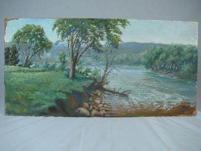 Painting, Grand River