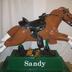 Sandy, The Meijer Penny Pony