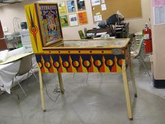Pinball Machine, World Beauties
