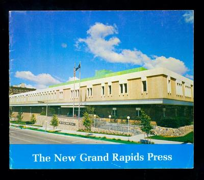 Booklet, The New Grand Rapids Press