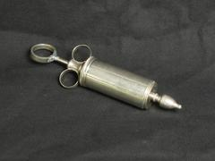 Syringe, Medical