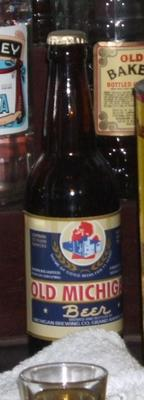 Bottle, Brown Glass, Furniture City Brewing Co.