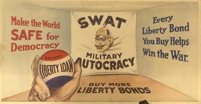 Poster, Liberty Bonds