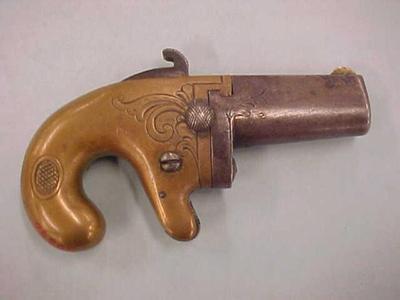 Pistol, Derringer