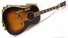 Acoustic Guitar, 'happy Jack'