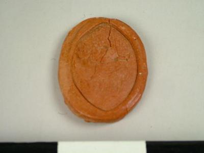 Seal, Impression Of Seal Of The Greatham Hospital