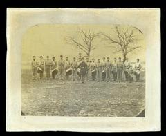 Photograph, Fife, Drum And Bugle Corps