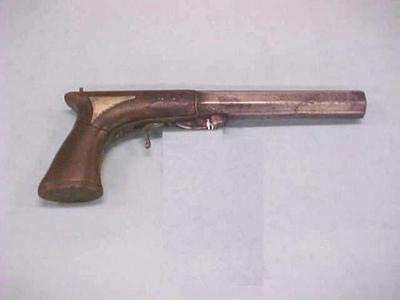 Sawhandle Target Pistol
