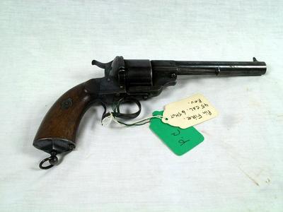 Revolver, Pin Fire
