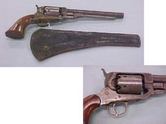 Whitney Navy Revolver