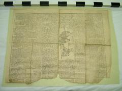 Newspaper, 'meiji 33'
