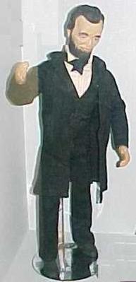Doll, Abraham Lincoln