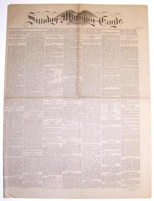 Newspaper, Grand River Eagle