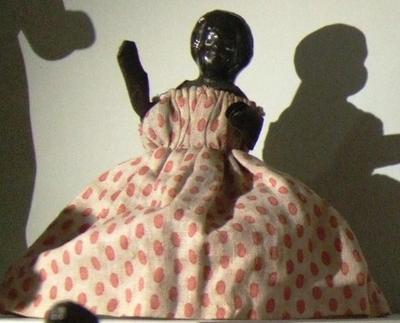 Small Black Doll