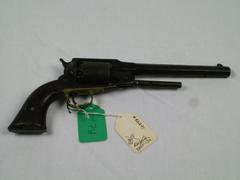 Revolver, Remington Army Old Model, 6 Shot