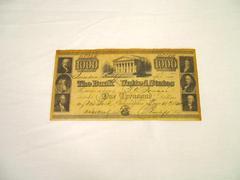 Bond, U. S. $1000