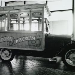 Ford Model A, Popcorn Wagon