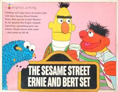 Colorforms, The Sesame Street Ernie And Bert Set