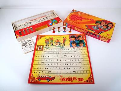 Board Game, The Monkees