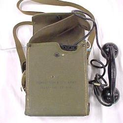 Field Telephone, Army Signal Corps
