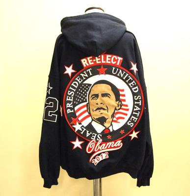 Sweatshirt, Obama