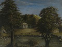 Painting, Grand Rapids In 1836