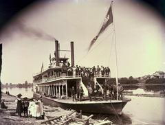Valley City Steamboat
