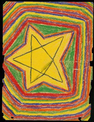 Drawing, Star