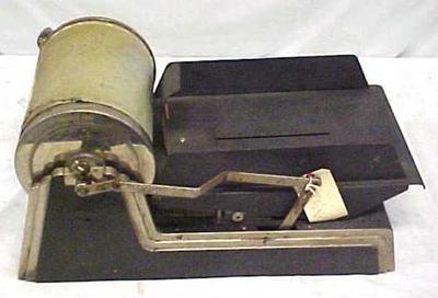 Mimeograph (rotary Printer)