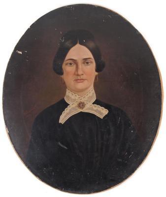 Painting, Elvira E. (nee Guild) Baxter