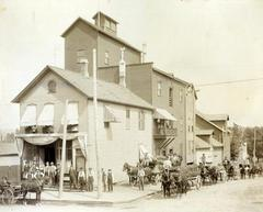 Photograph, Tusch Brothers Brewery
