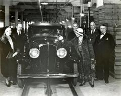 Photograph, The First DeVaux Off The Assembly Line