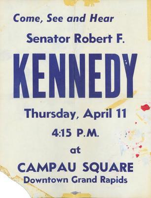 Poster, Robert F. Kennedy