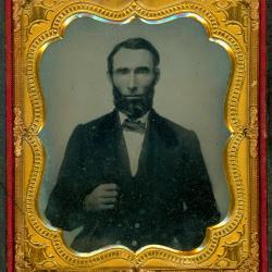 Cased Photograph, John W. Simonds