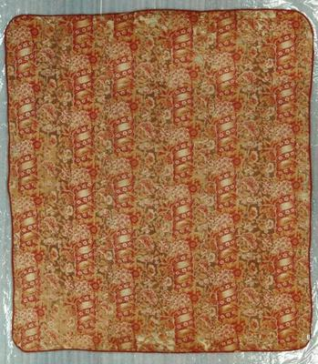 Whole Cloth Quilt, American History Design