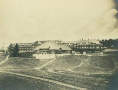 Photograph, Grand Canyon Hotel