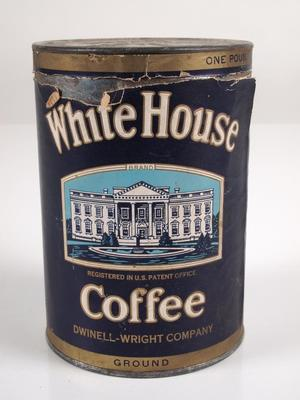 Can, White House Coffee