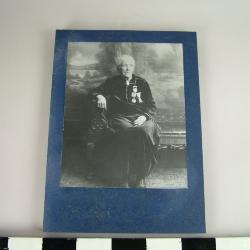 Photograph, Reprint, Mounted On Painted Board, Valeria Lipczynski