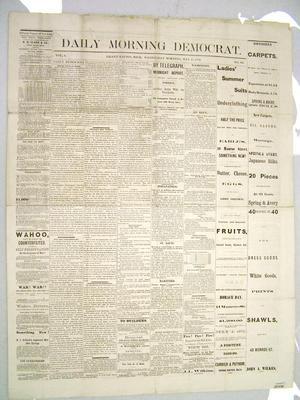 Newspaper, The Ku Klux At Work