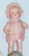 'horsman' Baby Doll