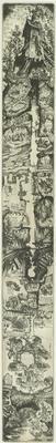 Print, 'Mine Map Of Shenanigan Shaft-b13 - State II (Final; Edition State) 2/100' (2 Of 2)